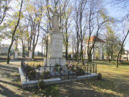 Na pamiątkę uzyskania niepodległości Polski ofiara obywateli kupców Karczewia 30 października 1932 r. Karczew, powiat otwocki.