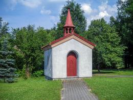 Kaplica św. Jana Nepomucena. Ornontowice, powiat mikołowski.