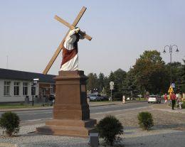 Figura Chrystusa. Wąchock, powiat starachowicki.