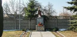 . Figura Najświętszego Serca Pana Jezusa. Krotoszyn, powiat krotoszyński.