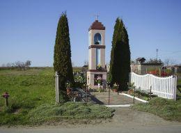 Kapliczka przydrożna. Młotkowo, gmina Wyrzysk, powiat pilski.