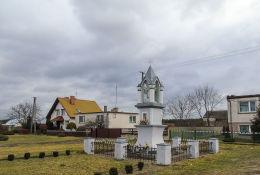 52.056501, 16.151328 Wroniawy, gmina Wolsztyn, powiat wolsztyński.