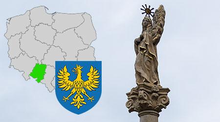 kapliczki i krzyże przydrożne województwo opolskie, kapliczki przydrożne w polsce
