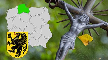 kapliczki i krzyże przydrożne województwo pomorskie, kapliczki przydrożne w polsce