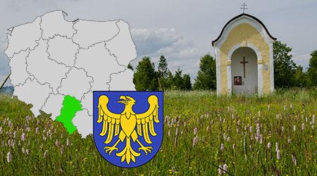 kapliczki i krzyże przydrożne województwo śląskie, kapliczki przydrożne w polsce