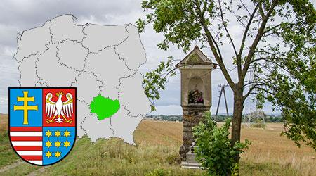kapliczki i krzyże przydrożne województwo świętokrzyskie, kapliczki przydrożne w polsce