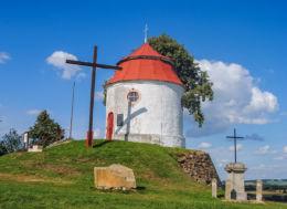 Kaplica św. Leopolda. Proszówka, gmina Gryfów, powiat lwówecki.