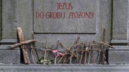 Fragment Drogi Krzyżowej. Bardo, powiat ząbkowicki.