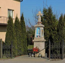 Kapliczka przydrożna z 1958 r. Radom, Radom.
