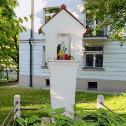 Kapliczka przydrożna. Warszawa, Żoliborz, Warszawa.