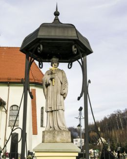 49.880792, 18.613710 Zebrzydowice, powiat cieszyński.