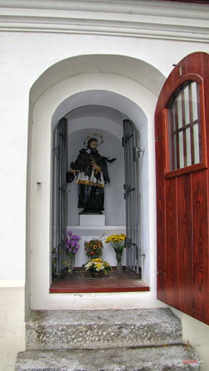 Kapliczka św. Jana Nepomucena. Zabrze, Mikulczyce, Zabrze.