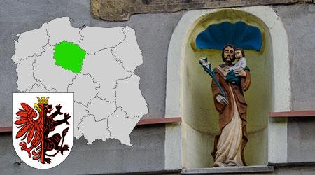 kapliczki i krzyże przydrożne województwo kujawsko-pomorskie, kapliczki przydrożne w polsce