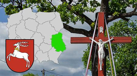 kapliczki i krzyże przydrożne województwo lubelskie, kapliczki przydrożne w polsce