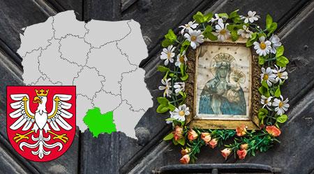 kapliczki i krzyże przydrożne województwo małopolskie, kapliczki przydrożne w polsce
